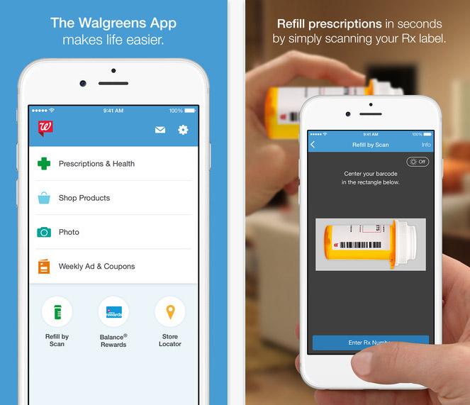 Walgreens App