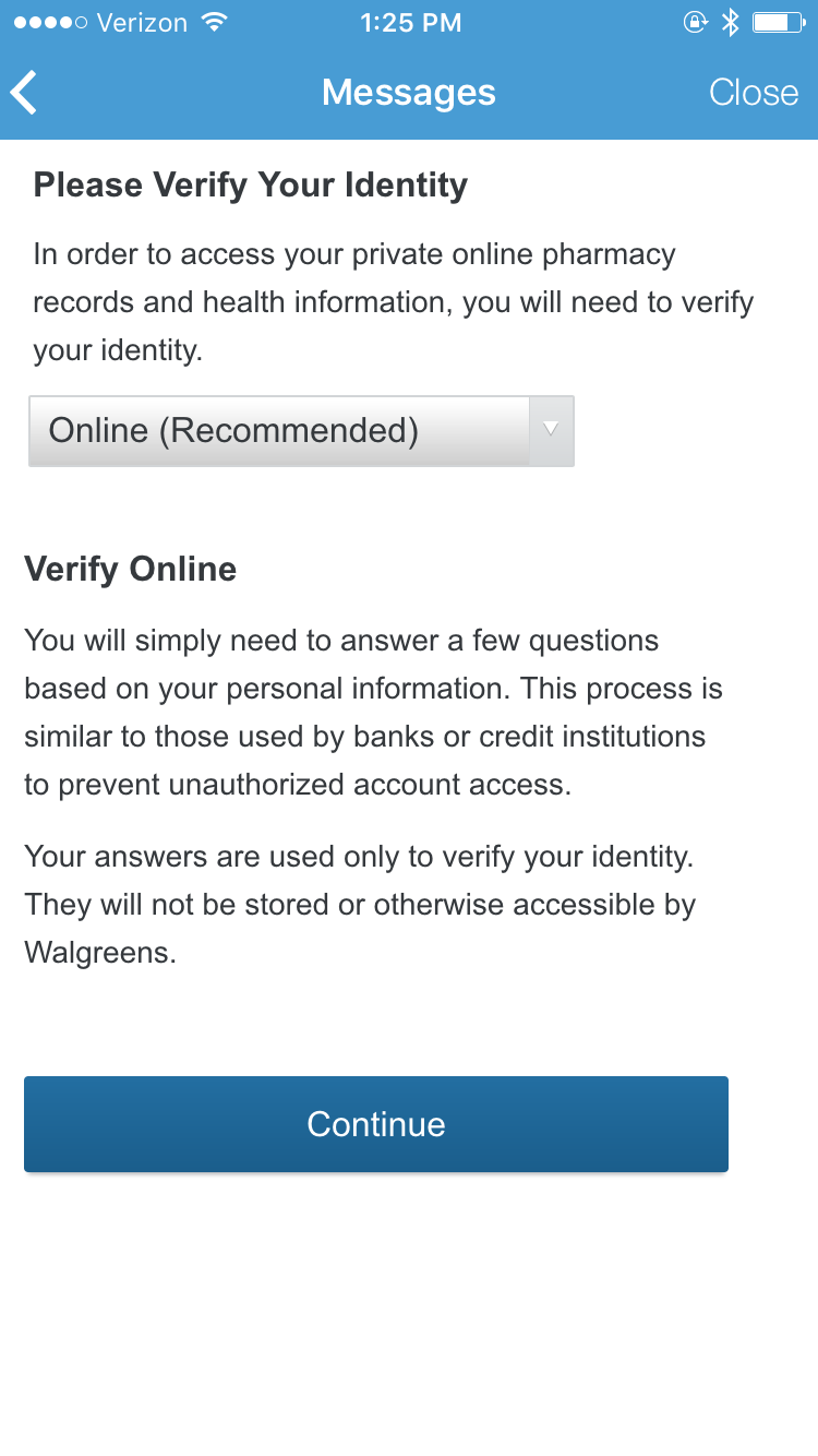Walgreens App Review: a Pharmacy in your Phone