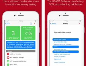 HEART Pathway App: Fast Tracks Chest Pain Patients Using Evidence Based Accelerated Protocol