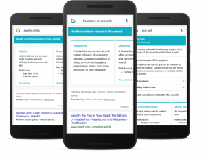 Google's new filtered medical search results welcome news to physicians