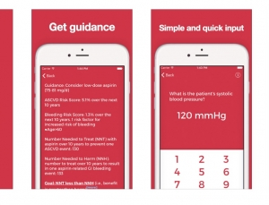 Evidence based Aspirin Guide app is now also available for Android and as web app for free