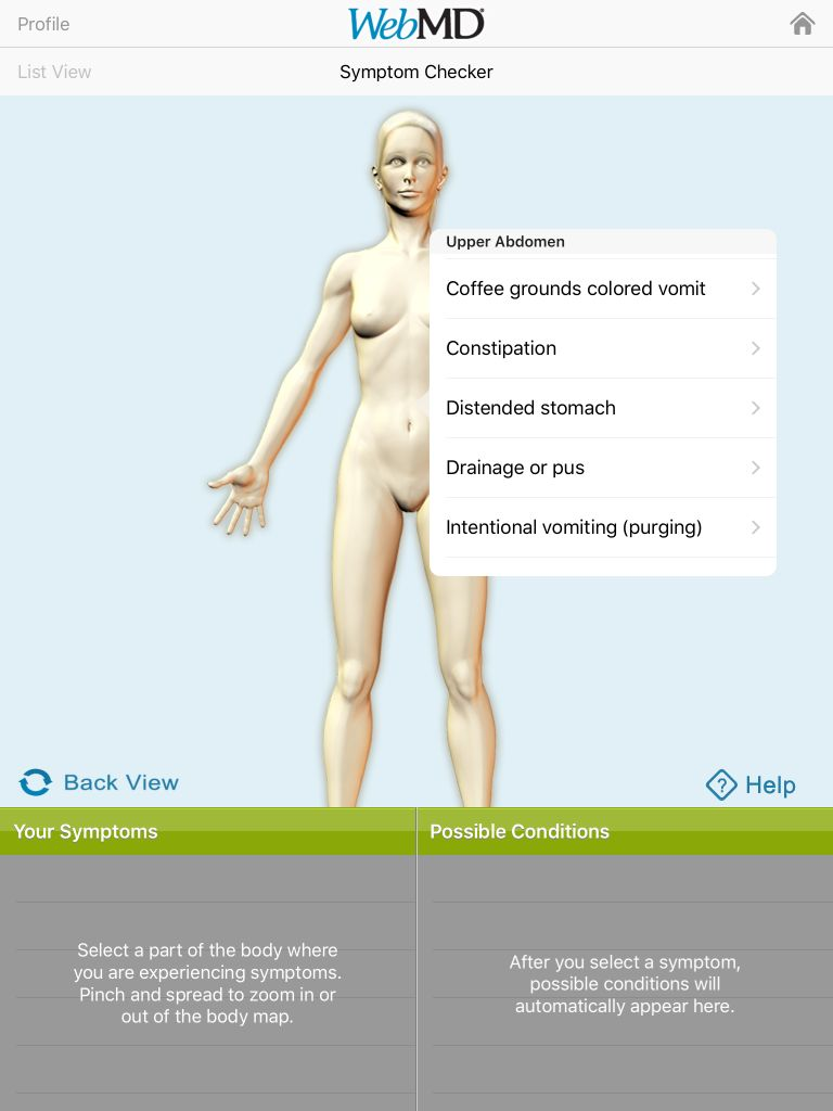 WebMD app review: should you suggest it to your patients?