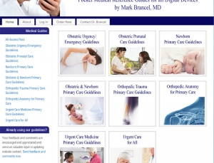 Brancel Medical Guides: Excellent Digital Quick Reference Guides