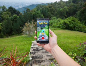 Hospital uses Pokemon Go to help get pediatric burn patients moving more during therapy