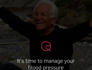 Q Heart is an outstanding blood pressure app for patients