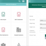 antimicrobial companion app
