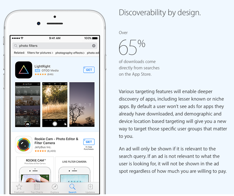 Apple Search Ads for medical apps - iMedicalApps