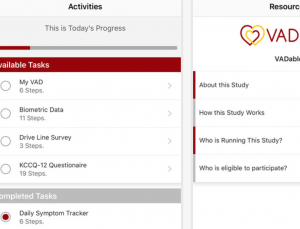 USC Cardiology Dept launches Ventricular Assist Device ResearchKit app, VADable