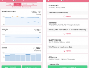 Epic redesigns MyChart app, the most popular medical app right now