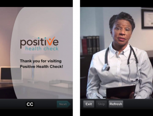 CDC launches Positive Health Check app for people living with HIV to supplement primary care visits