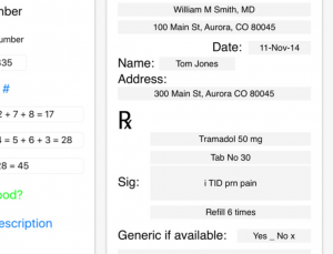 Rx Review app from Univ of Colorado helps pharmacy students identify prescribing errors