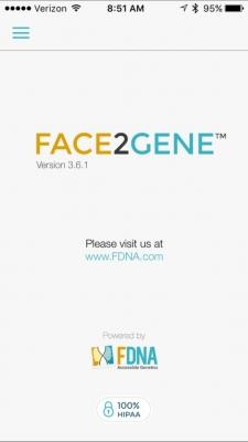 Face2Gene 1