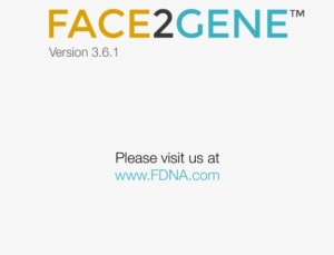 Face2Gene app analyzes pictures of patients' faces to help diagnose genetic disorders
