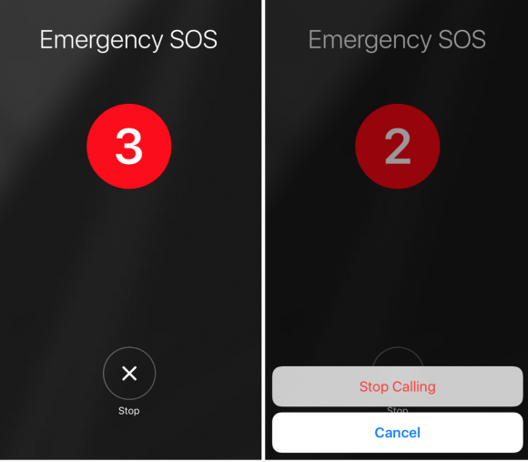 apple sos feature