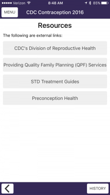 Contraception 18