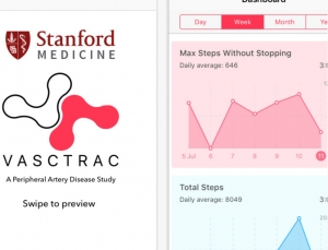 Stanford researchers launch ResearchKit app for Peripheral Artery Disease