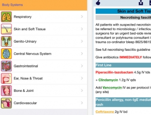 Study shows how antimicrobial app changed physician prescribing behavior