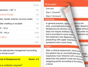 2016 Anti-infective Guidelines App Review, Antibiotic Stewardship from Canada