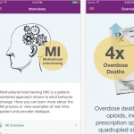 CDC Opioid Guideline app