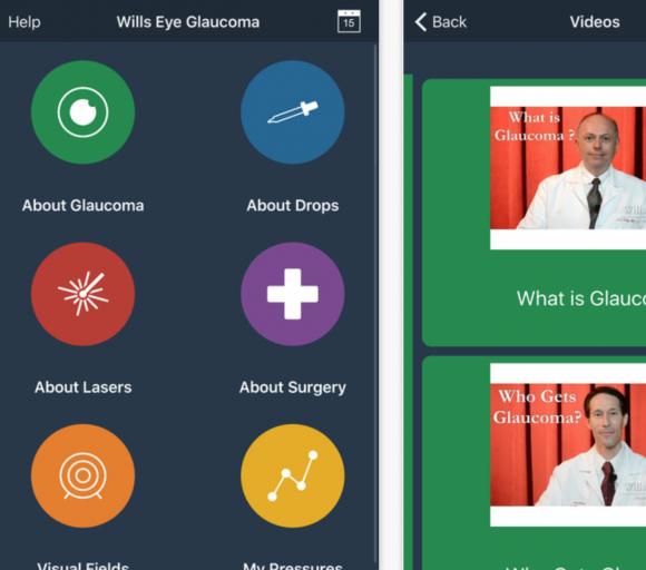 glaucoma app