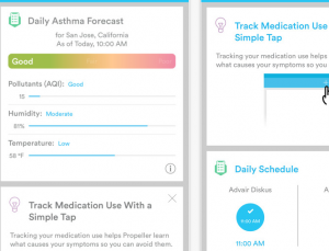 Propeller Health continues to leverage medical app and inhaler device for new pharma collaborations