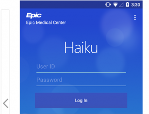 MD Tech Tips: Use EPIC's Haiku app to instantly upload medical documents to a patients chart