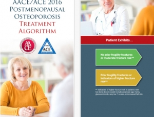 Review of AACE 2016 Osteoporosis Algorithm App: Expert Opinion On Osteoporosis Treatment