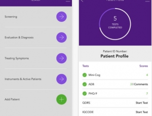 AlzDxRx: A Great Idea for an All-in-One Alzheimer's disease App that Falls Short