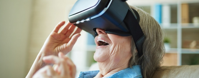 Finnish team developing a virtual reality therapy to help preserve cognition