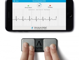 AliveCor studies show value for atrial fibrillation screening