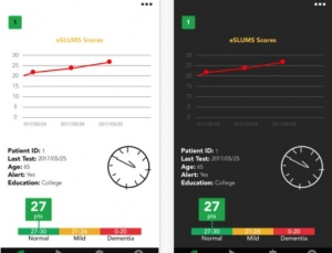 eSLUMS: An Evidence-based Dementia Screening App Now Available for iOS