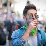 Smoking cessation with virtual reality