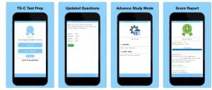TS-C Test Prep app
