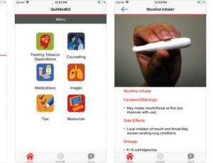 QuitMedKit: An Essential Guide to Tobacco Cessation App