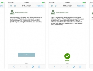 CDC PTT Advisor Review: An App with Evidence to Support Its Utility