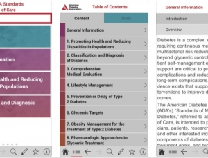 The American Diabetes Association (ADA) Standards of Care 2018 App Review: The Wait Is Over!