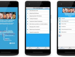 WHO Compendium App: Bringing TB Care to Your Smartphone