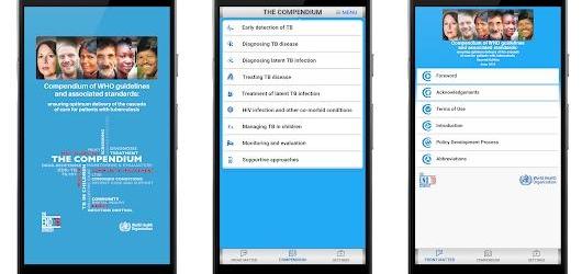 WHO Compendium App: Bringing TB Care to Your Smartphone