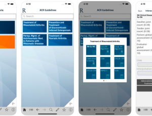 ACR Guidelines and Criteria App Review