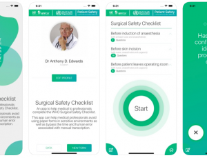 WHO Surgical Safety Checklist App
